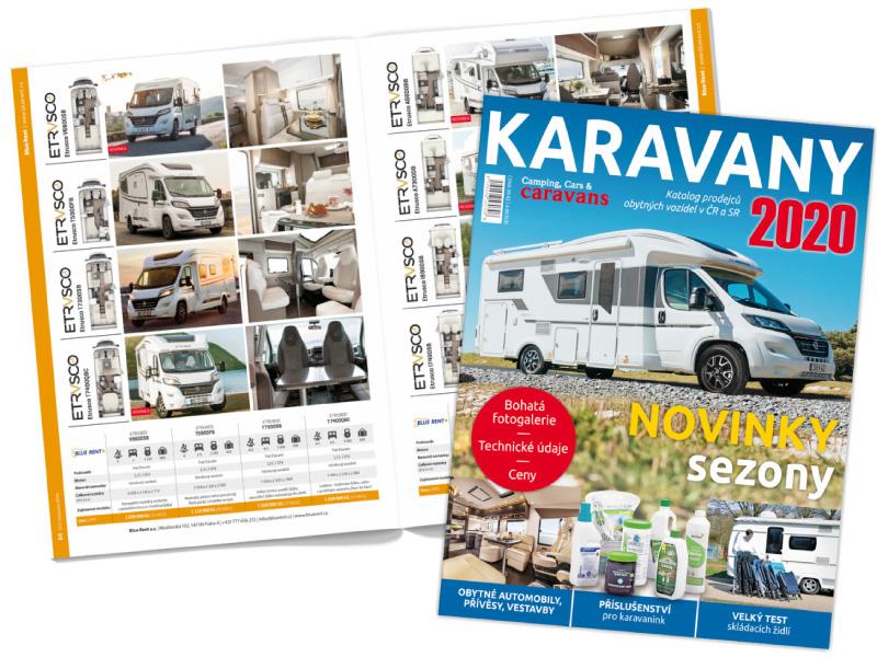 Katalog Karavany 2020