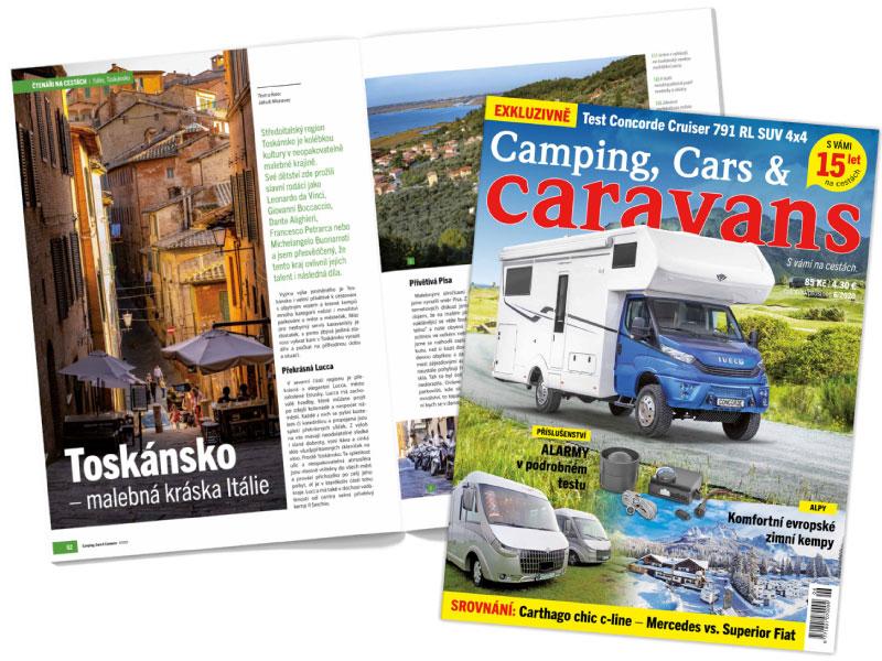 Camping, Cars & Caravans 5/2020 (září/říjen)