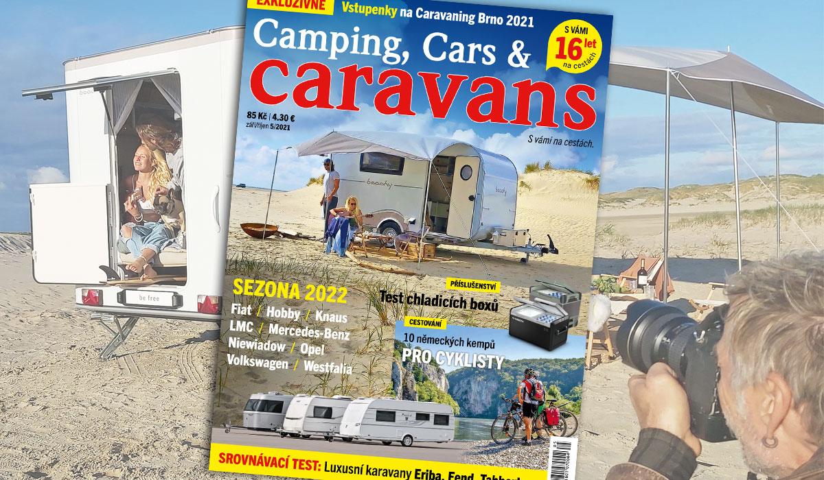Camping, Cars & Caravans 5/2021 (září/říjen)